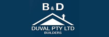 B & D DUVAL PTY LTD